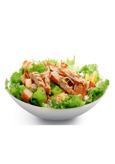 Sezar Salatası (Tavuklu)